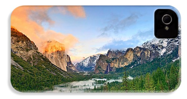 Colors Of Yosemite IPhone 4s Case by Jamie Pham