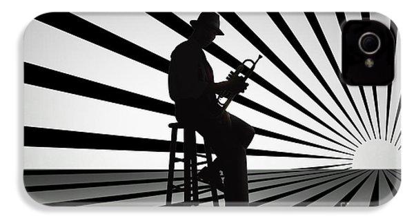 Cool Jazz 2 IPhone 4s Case
