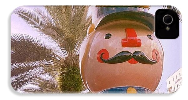 #coralgables #holidays #decorative IPhone 4s Case by Julio  Kamara