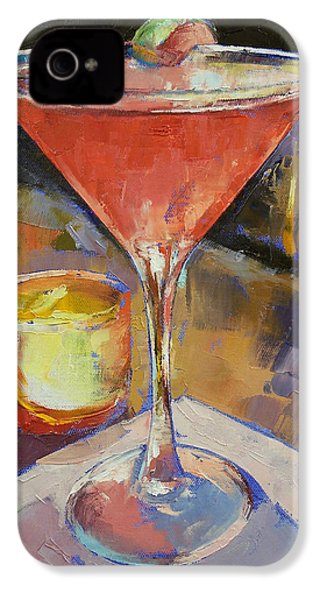 Cosmopolitan IPhone 4s Case by Michael Creese