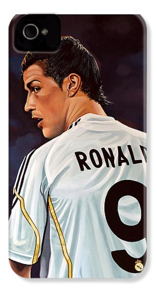 Cristiano Ronaldo IPhone 4s Case