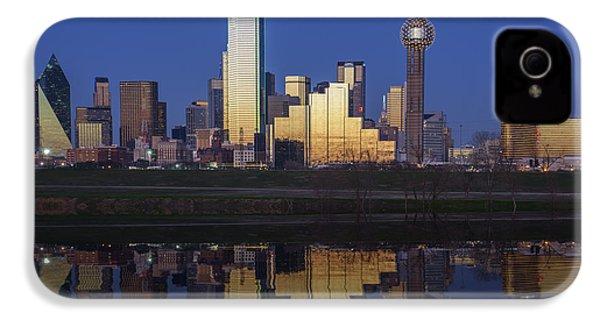 Dallas Twilight IPhone 4s Case by Rick Berk