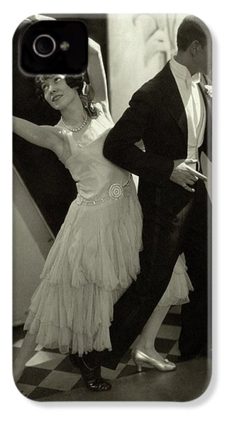 Dancers Fred And Adele Astaire IPhone 4s Case by Edward Steichen