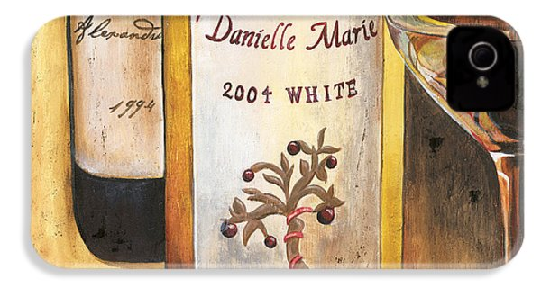 Danielle Marie 2004 IPhone 4s Case by Debbie DeWitt