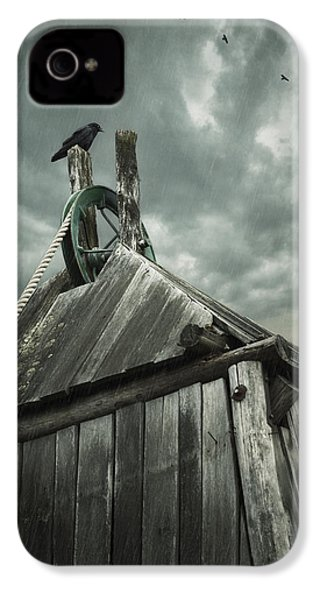 Dark Days IPhone 4s Case by Amy Weiss