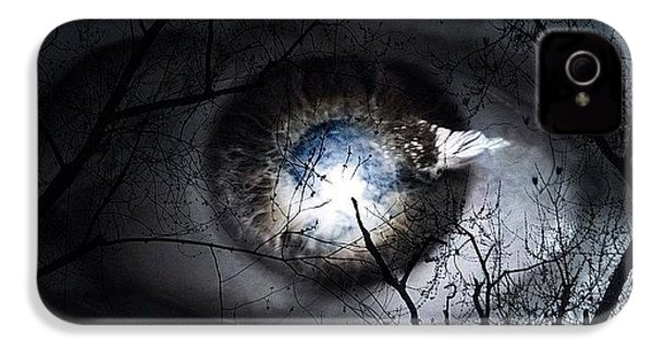 Darkness Falls Across The Land The IPhone 4s Case by Cameron Bentley
