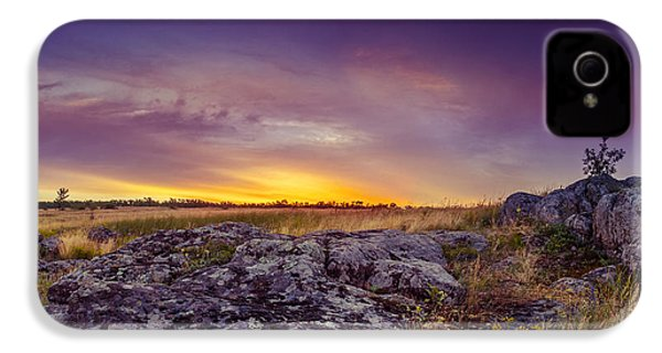 Dawn At Steppe IPhone 4s Case