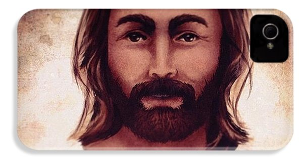 Portrait Of Jesus IPhone 4s Case
