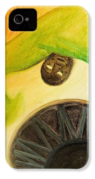 Djembe IPhone 4s Case by Marc Philippe Joly
