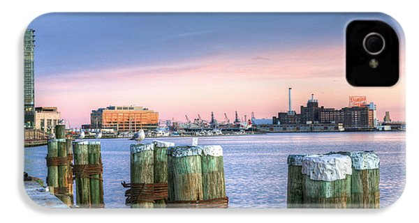 Dockside IPhone 4s Case by JC Findley