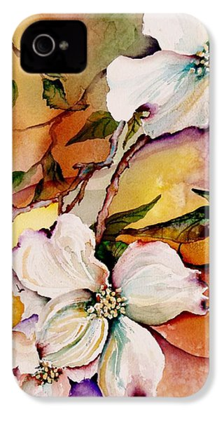 Dogwood In Spring Colors IPhone 4s Case