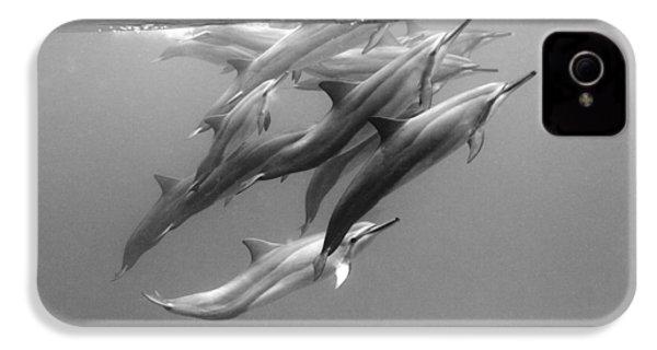 Dolphin Pod IPhone 4s Case