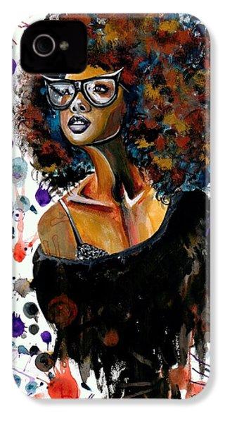 Dope Chic IPhone 4s Case by RiA RiA