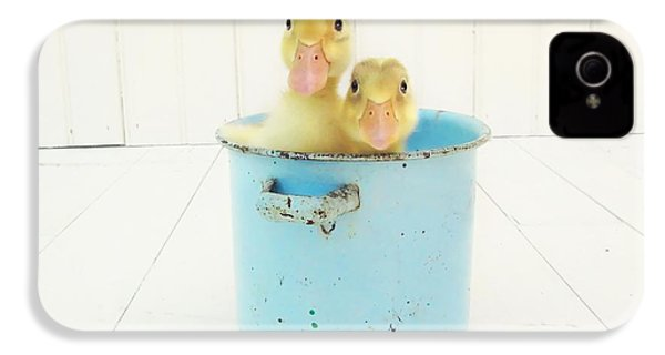 Duck Soup IPhone 4s Case by Amy Tyler