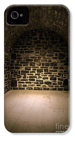 Dungeon IPhone 4s Case by Edward Fielding