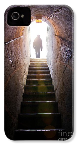 Dungeon Exit IPhone 4s Case by Carlos Caetano