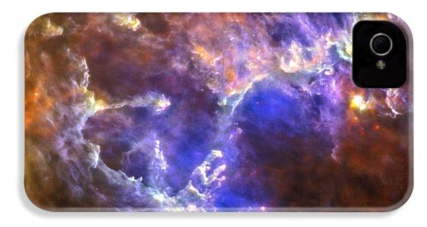 Eagle Nebula IPhone 4s Case by Adam Romanowicz