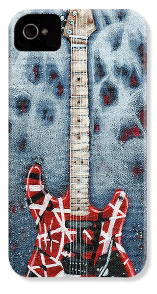 Eddie's Frankenstrat IPhone 4s Case