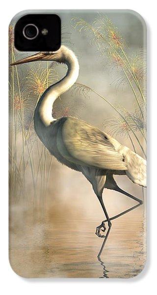 Egret IPhone 4s Case