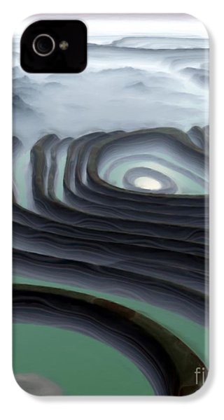 Eye Of The Minotaur IPhone 4s Case by Pet Serrano