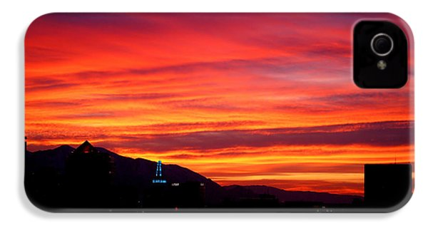 Fiery Sunset IPhone 4s Case