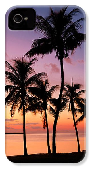 Florida Breeze IPhone 4s Case