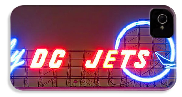 Fly Dc Jets IPhone 4s Case