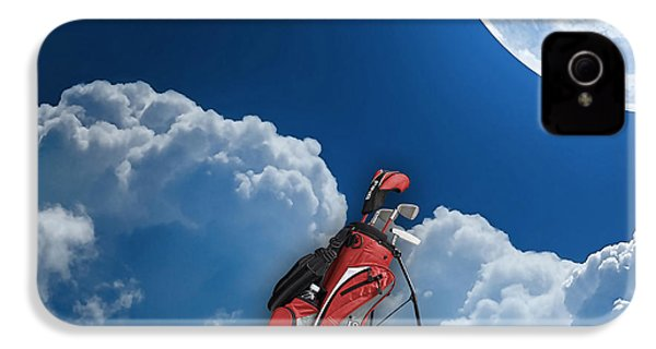 Fore IPhone 4s Case by Marvin Blaine