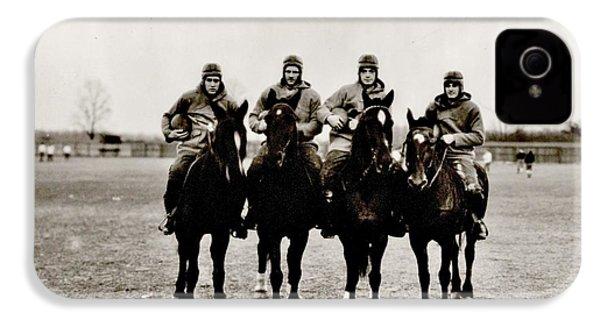 Four Horsemen IPhone 4s Case