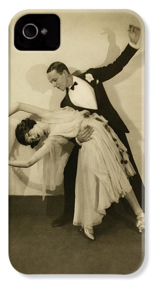 Fred Astaire IPhone 4s Case by Edward Steichen