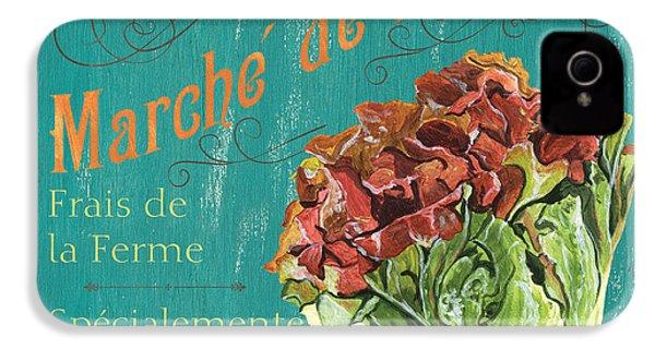 French Market Sign 3 IPhone 4s Case by Debbie DeWitt