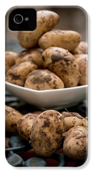 Fresh Potatoes IPhone 4s Case