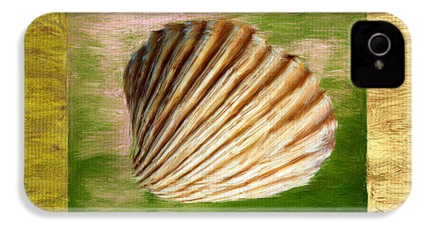 From The Sea IPhone 4s Case by Lourry Legarde