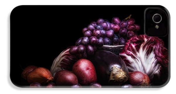 Fruit And Vegetables Still Life IPhone 4s Case by Tom Mc Nemar