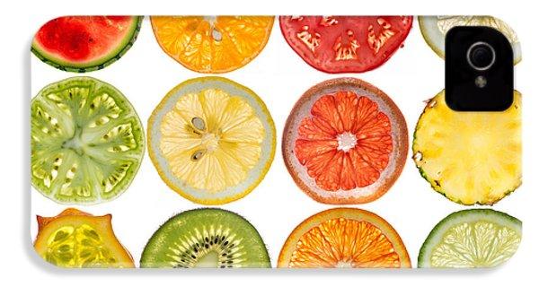 Fruit Market IPhone 4s Case by Steve Gadomski