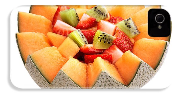 Fruit Salad IPhone 4s Case by Johan Swanepoel