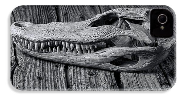 Gator Black And White IPhone 4s Case