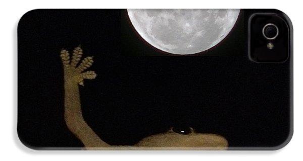 Gecko Moon IPhone 4s Case