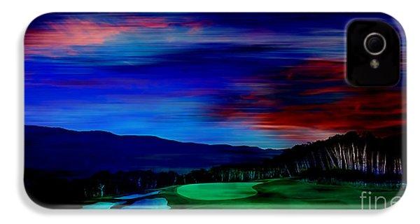 Golf IPhone 4s Case