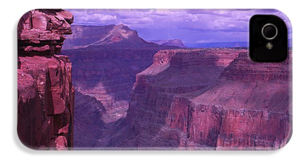 Grand Canyon, Arizona, Usa IPhone 4s Case by Panoramic Images