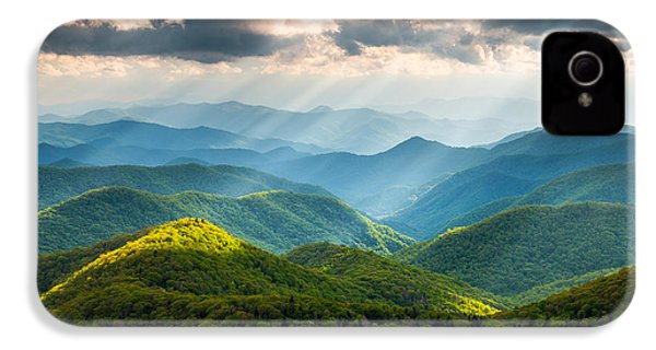 Great Smoky Mountains National Park Nc Western North Carolina IPhone 4s Case by Dave Allen