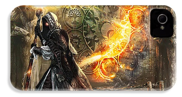 Guildscorn Ward IPhone 4s Case by Ryan Barger
