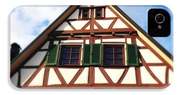 Half-timbered House 02 IPhone 4s Case
