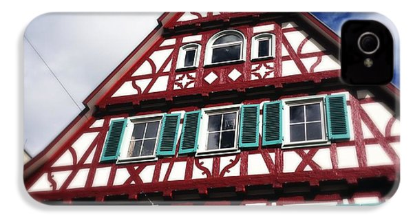 Half-timbered House 04 IPhone 4s Case