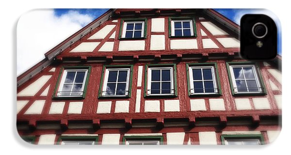 Half-timbered House 05 IPhone 4s Case