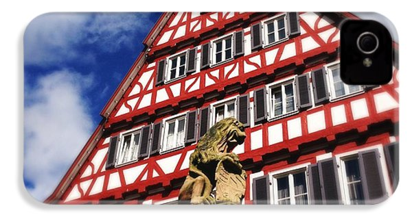 Half-timbered House 07 IPhone 4s Case