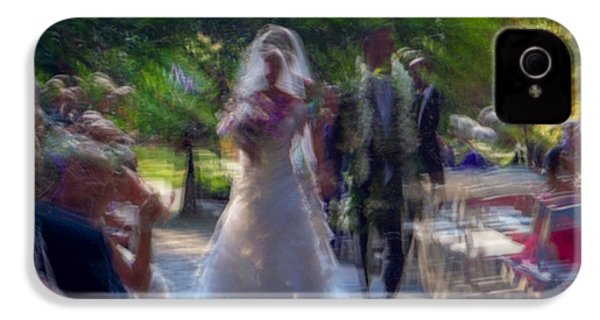IPhone 4s Case featuring the photograph Happily Ever After by Alex Lapidus