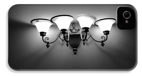 Harlem Sconce IPhone 4s Case by H James Hoff