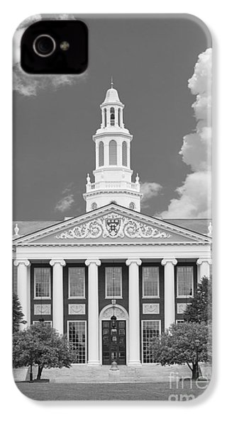 Baker Bloomberg At Harvard University IPhone 4s Case by University Icons