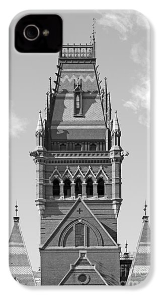 Memorial Hall At Harvard University IPhone 4s Case by University Icons